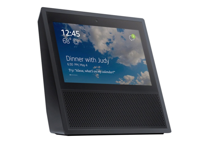 Amazon Touchscreen 1