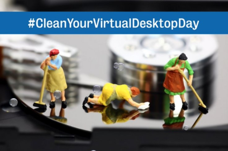 Clean Your Desktop Day 2