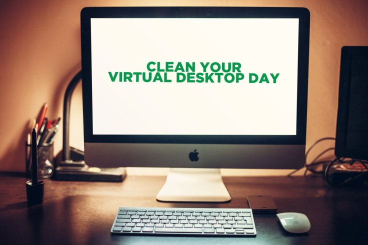 Clean Your Desktop Day