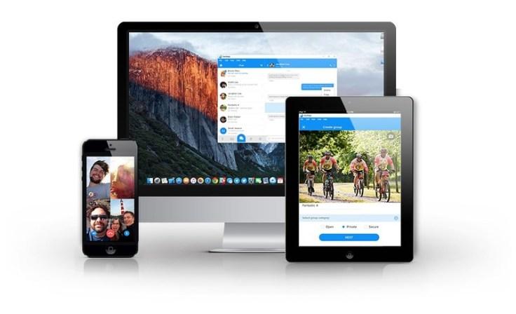 High TV SuchApp desktop
